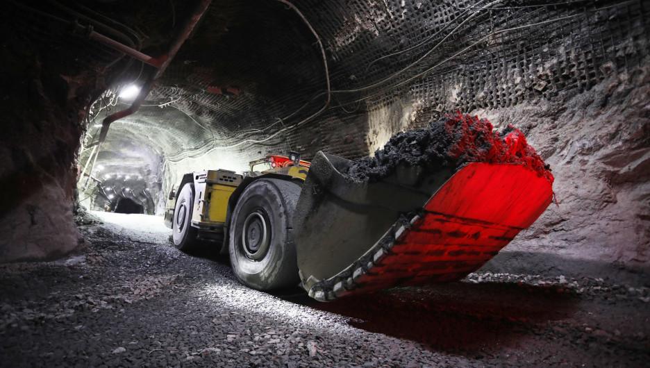 Беспилотная подземная техника.