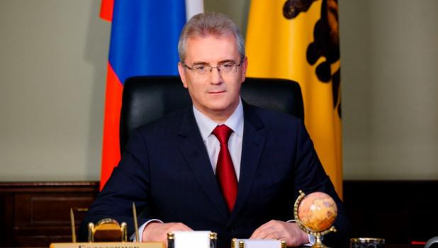 Следствие назвало размер взятки, в которой подозревают губернатора Белоезерцева