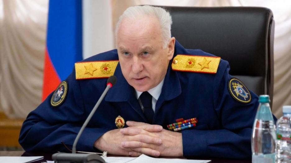 Председатель Следственного комитета Александр Бастрыкин.