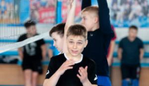 Детский спорт в Ребрихе.