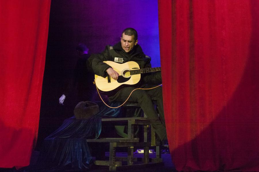 В барнаульской тюрьме поставили спектакль по Лескову