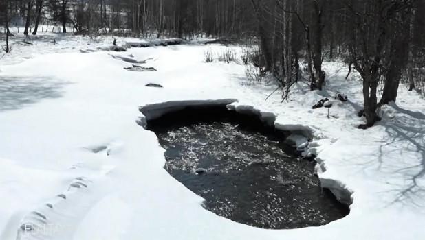 Река в Республике Алтай.