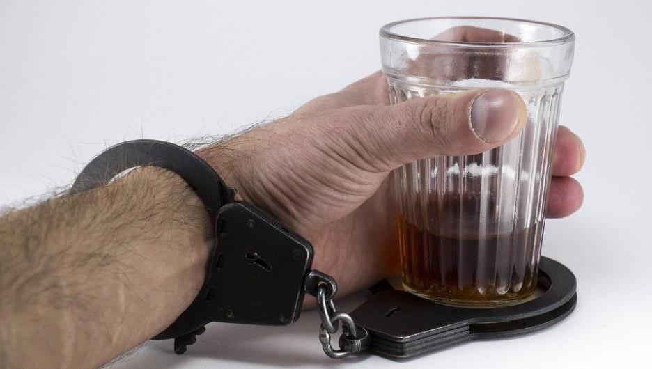 Пьянство. Алкоголизм.