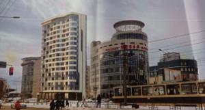 Проект жилой высотки на ул. Пролетарская, 125.