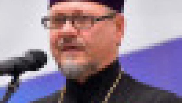 Протоиерей Андрей Немыкин, погибший настоятель храма Дмитрия Донского.