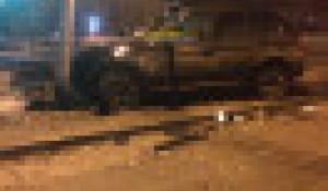 В Барнауле произошло серьезное ДТП