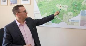 Виталий Азанов, директор Алтайского краевого медицинского информационно-аналитического центра.