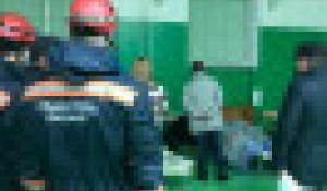 Вячеслав Франк посетил пункт временного размещения.