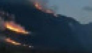 В Республике Алтай начались лесные пожары.