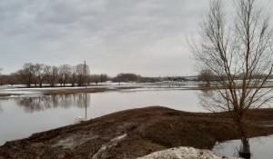 Паводок на Алтае 2021.