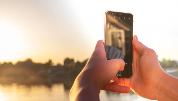 Мобильная связь.