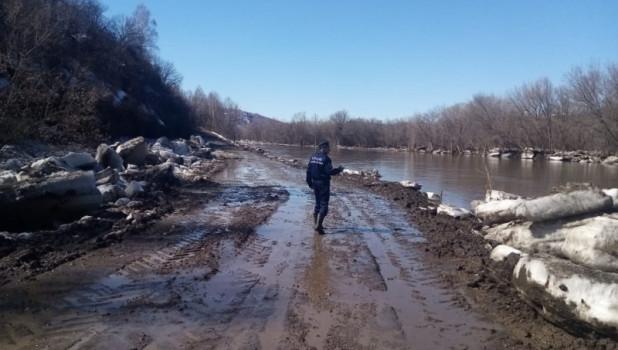 Паводок на Алтае.