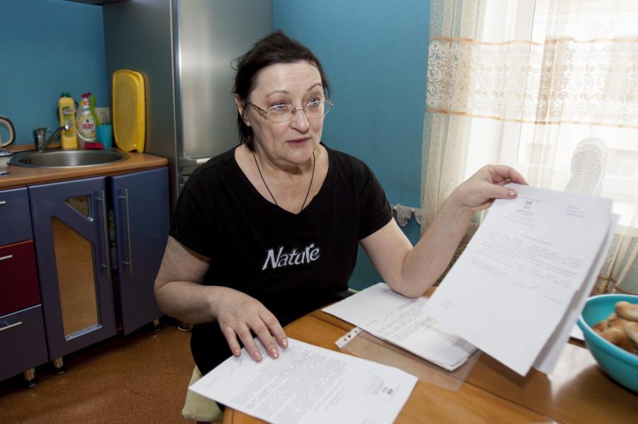 Вера Белей.