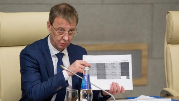 Франк назвал главные принципы местного самоуправления в Барнауле