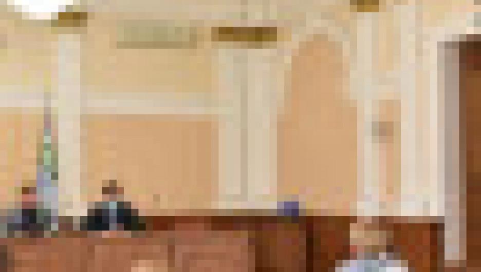 Пресс-конференция по благоустройству общественных территорий в рамках нацпроекта «Жилье и городская среда».
