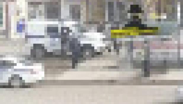 Нападение на офис микрозаймов в Барнауле.