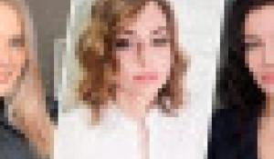 Елена Соколова, Екатерина Николюк и Александра Волкова.