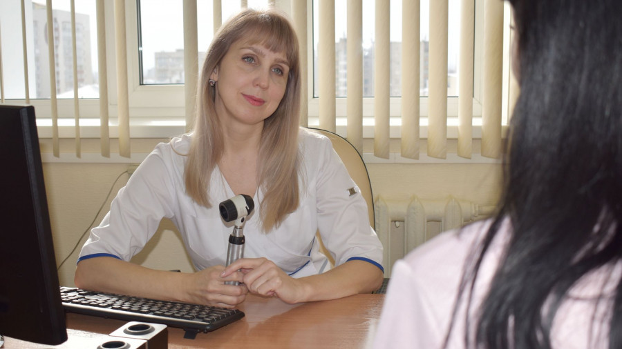 Дарья Сметанина, дерматолог.