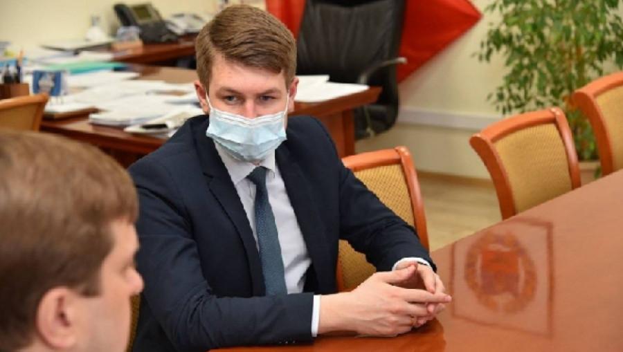 Заместитель руководителя фракции «Единая Россия» Денис Голобородько.