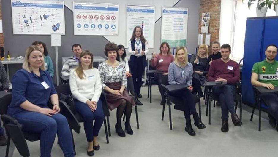 Подготовка внутренних тренеров и инструкторов по бережливому производству