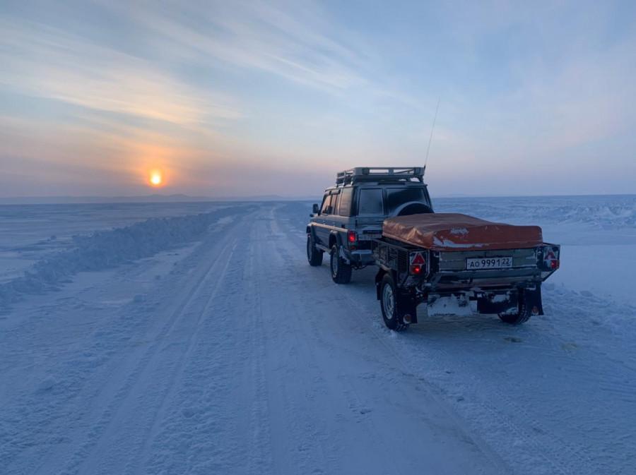 Алтай - Якутия. Автопутешествие 2021.