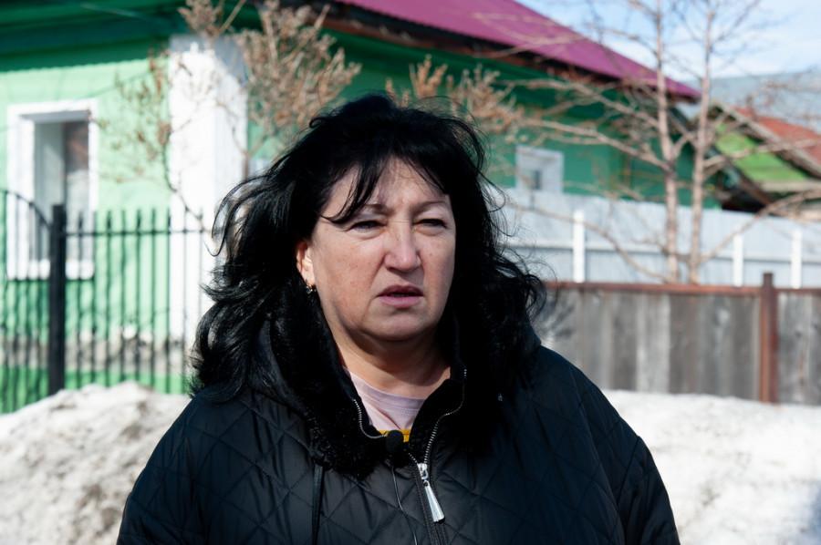 Людмила Тощенко.