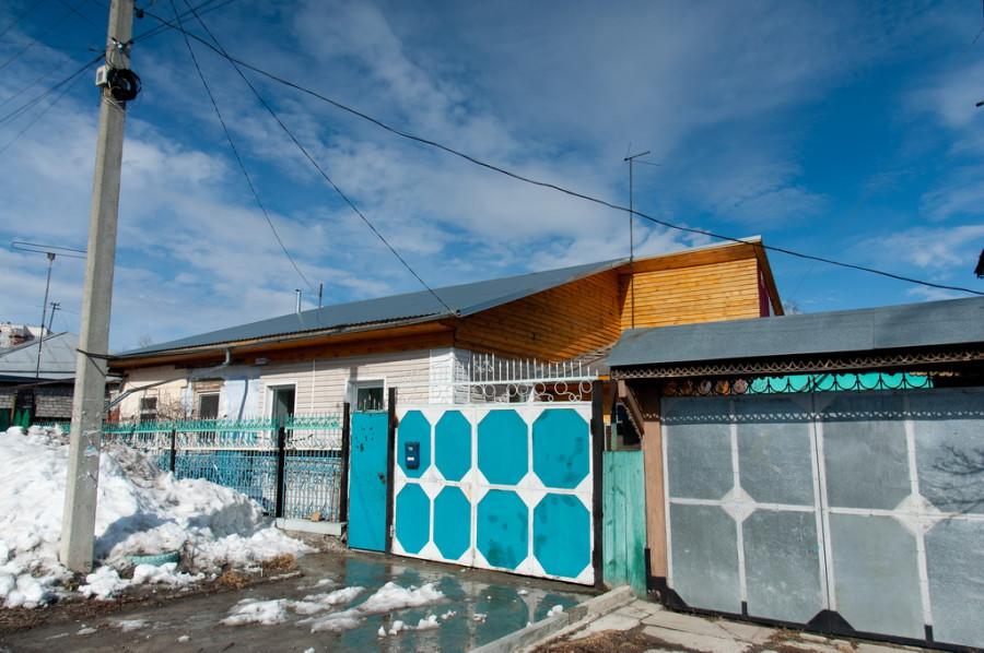 Улицы поселка «Северо-Западный».