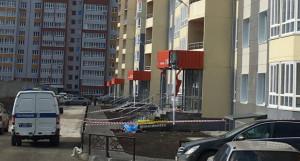 ЧП на ул. 65 лет Победы, 9 в Барнауле.
