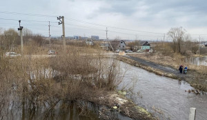 Мальчик пропал в реке. Новосибирская область.