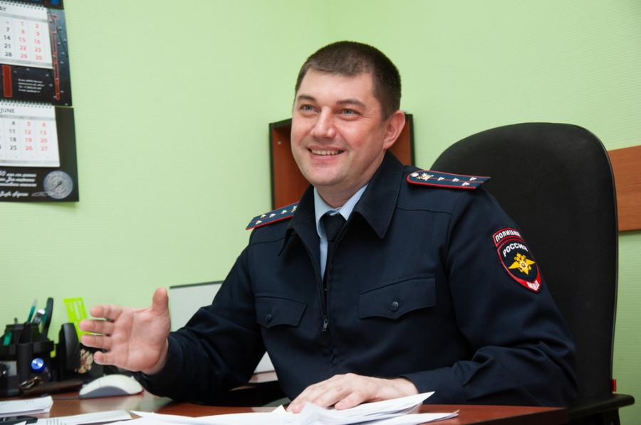 Денис Смирнов, капитан полиции.