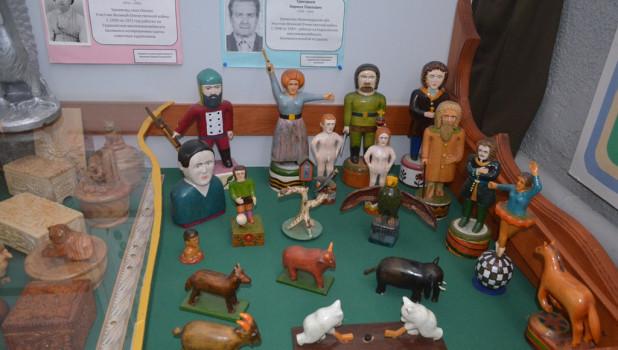 В Каменском краеведческом музее