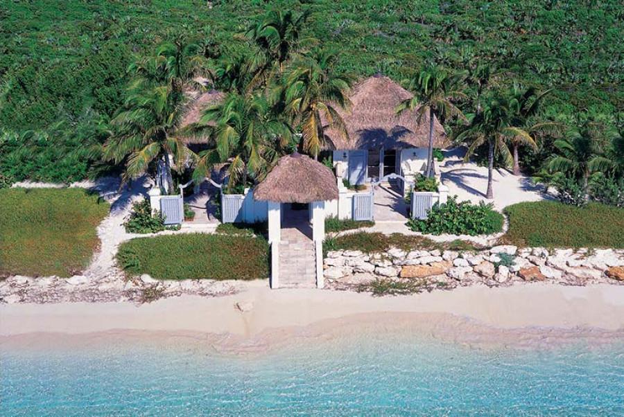 Musha Cay. Багамские острова.