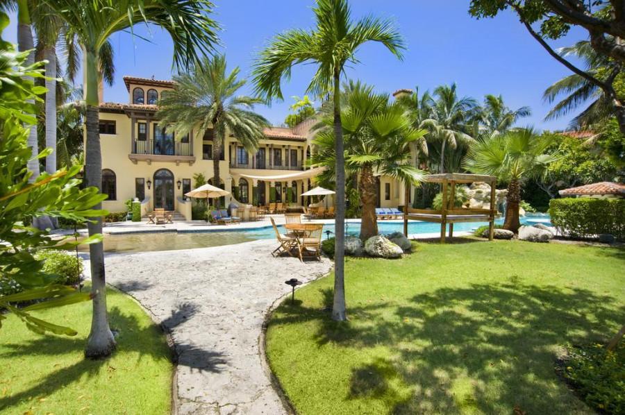 Casa Contenta. Майами.