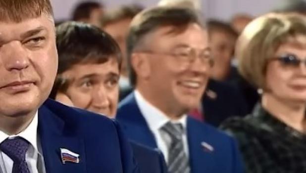 Лидер алтайских эсеров заразительно посмеялся на послании Путина и объяснил почему