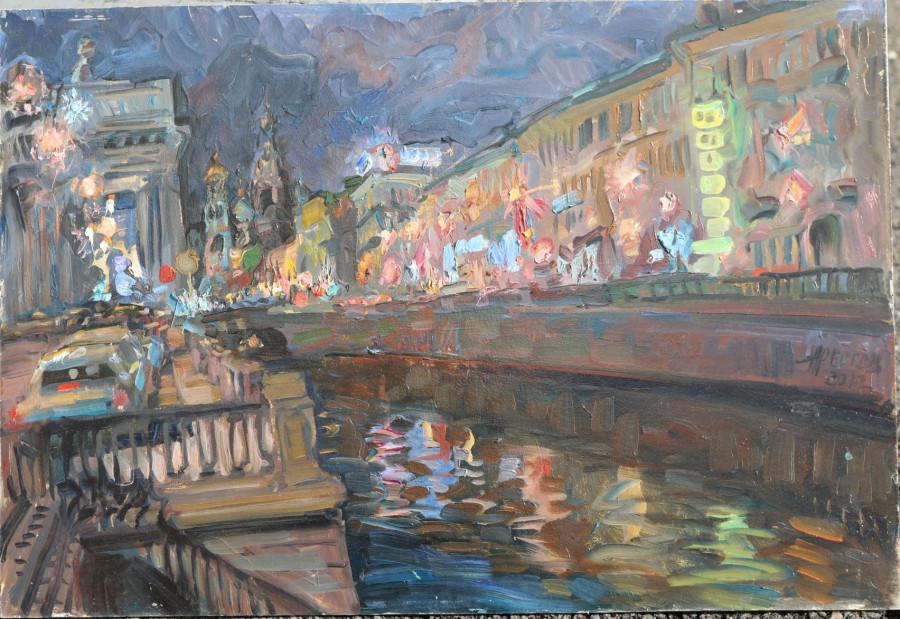 Выставка алтайских живописцев Андрея Арестова и Александра Шишкина «Тон. Цвет. Образ»