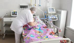 Паллиативное отделение в детской больнице №7.