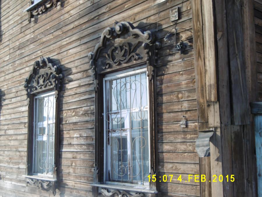 Аварийный дом на ул. Анатолия, 96.