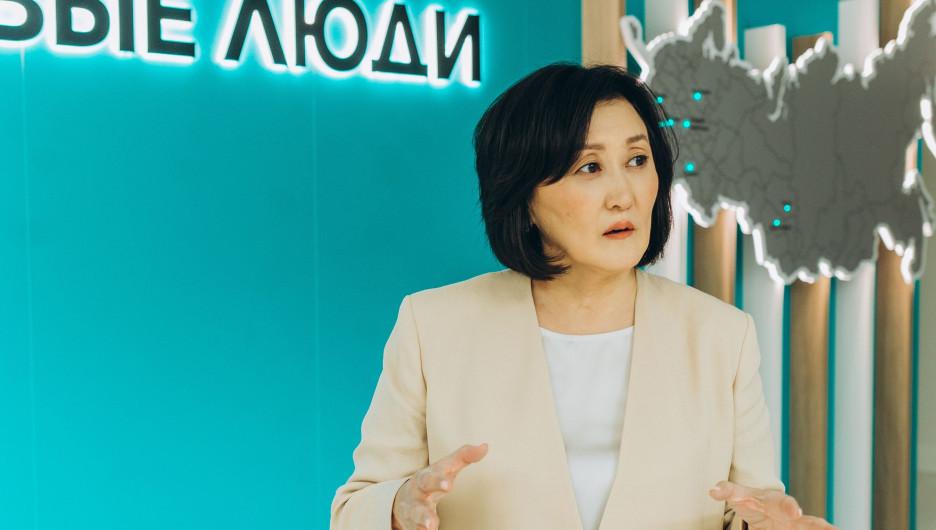 Экс-мэр Якутска Сардана Авксентьева идет в большую политику с партией «Новые люди»