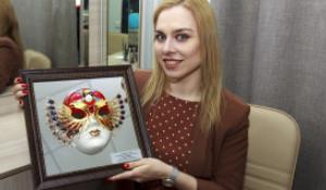 """Актриса музыкального театра Мария Евтеева с """"Золотой маской"""""""
