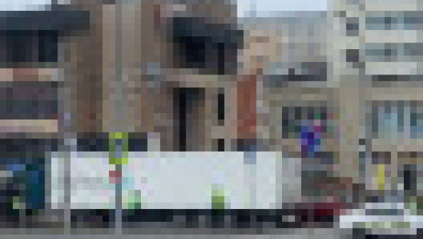 ДТП на пр. Красноармейском в Барнауле.