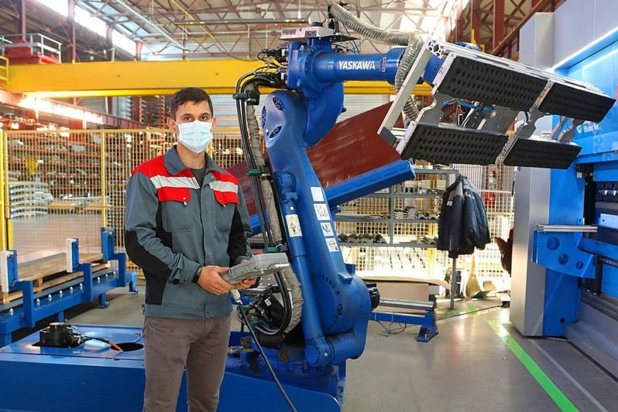 Поставка оборудования завода ROMAX.