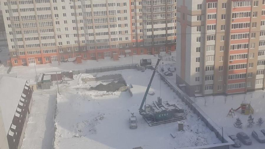 """Начало точечной застройки в квартале """"Невский 2"""""""