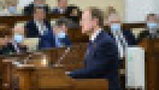 Отчет губернатора Алтайского края Виктора Томенко, сессия АКЗС, 29 апреля 2021 года.