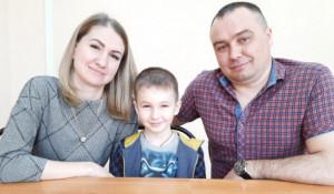 Семья Барышевых в больнице.