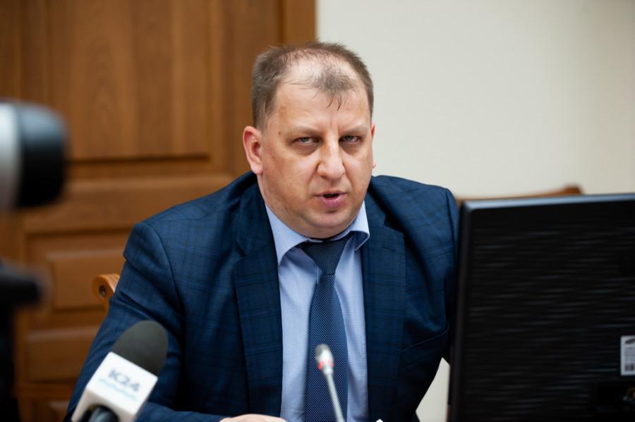 Антон Воробьев, председатель комитета по строительству, архитектуре и развитию Барнаула.