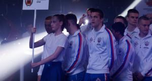 Открытие первенства России по боксу среди юниоров.