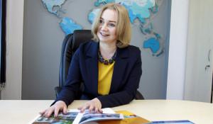 Евгения Беспалова, президент АРАТ.