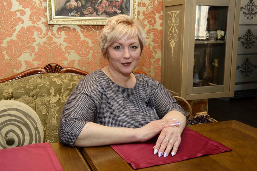 Светлана Сапожникова.