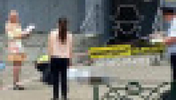 ЧП на ул. Попова, 158 в Барнауле.