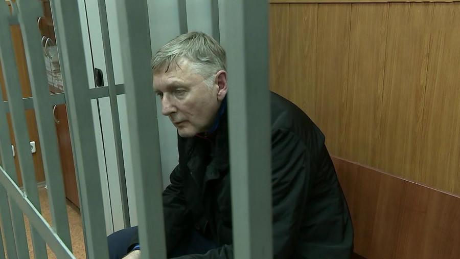 Таможенный начальник Александр Кизлык.